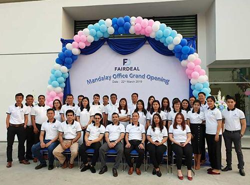 Pharma FMCG distributor in Myanmar Cambodia| FairDeal Co , Ltd Myanmar